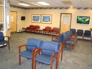 Gainesville ENT & Allergy Waiting Room